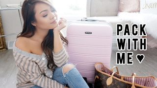 How To Pack: 5 Days in a Carry On   Mexico City #CharsTravels   Charmaine Dulak