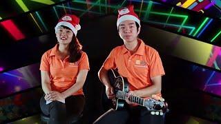 [Cùng đàn cùng vui số 5] Học guitar các ca khúc giáng sinh với liên khúc vui nhộn