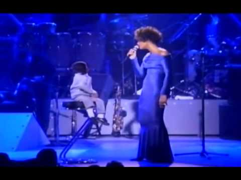 Whitney Houston - Greatest Love Of All Live