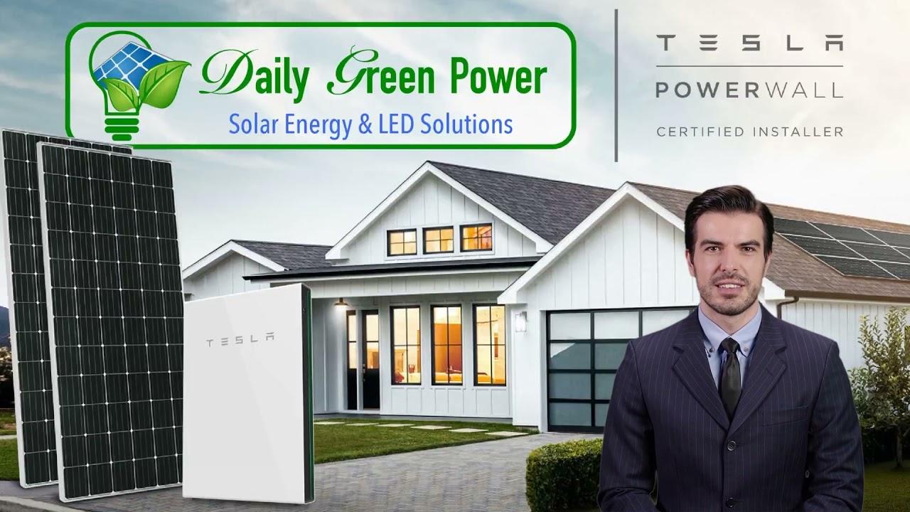 Daily Green Power Solar System Installers in Elizabethtown, KY