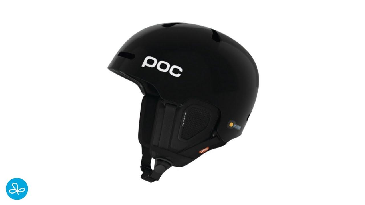 aed37421a06 POC - Receptor Backcountry MIPS Ski helmet - YouTube