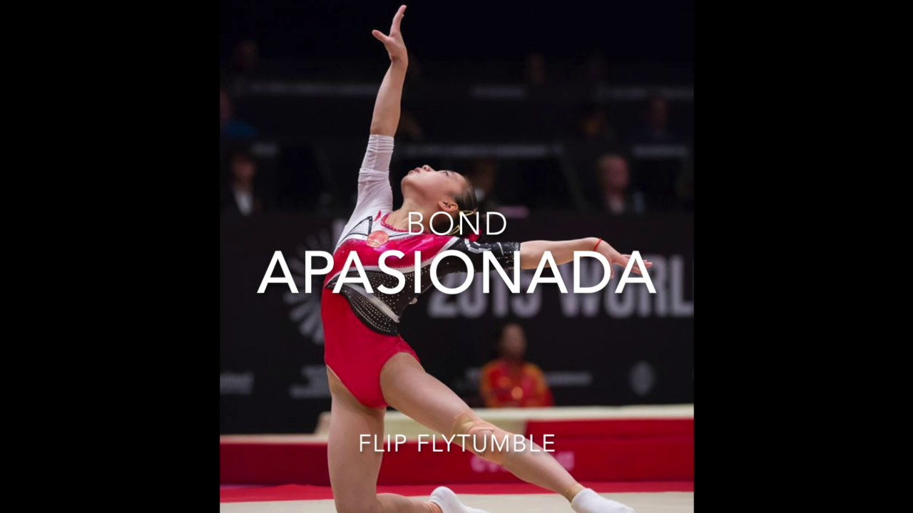 Apasionada Violin Gymnastics Floor Music Youtube