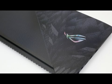 ASUS GL503 Hero Edition Review GTX 1060