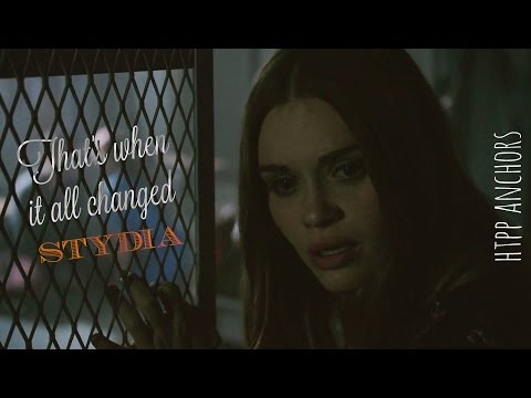 Stydia - That's when it all changed