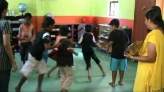 Grammer Party in Parent Choice International School