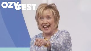 Hillary Clinton in Conversation Live From OZY Fest