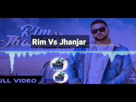 Rim Vs Jhanjar Remix - Dj Hans | Mr Dj Remix | Karan Aujla | Punjabi Remix songs 2019