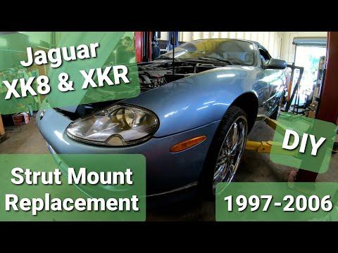 Jaguar Xk8 Xkr Front Strut Mount Replacement 1997-2006 Jag