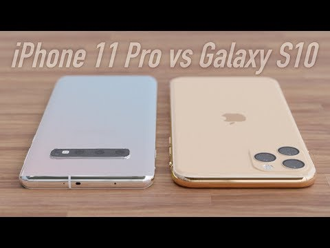 IPhone 11 Pro Vs Galaxy S10: Which One Should You Buy?