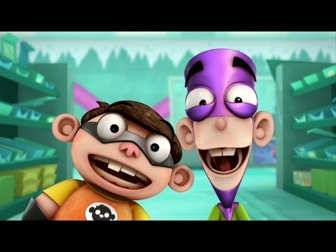 Fanboy and Chum Chum - Cartoon Movie Games for Kids 2015 HD - New Fanboy and Chum Chum