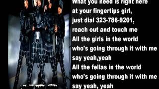 Hello Lyrics - Mindless Behavior