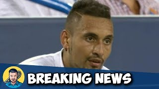 Should KYRGIOS Be Banned? | Breaking News | Tennis Talk
