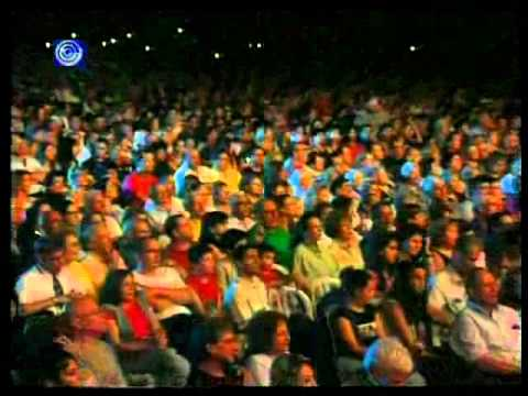 ISRAEL MUSIC HISTORY Israel Philharmonic Orchestra in Naomi Shemer Songs Performance 2004