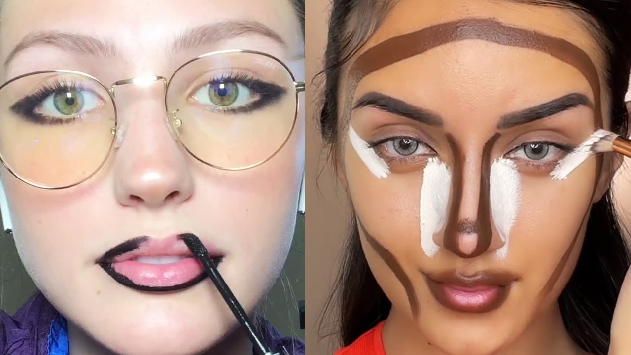 Did you know you can change your face shape with contour?!