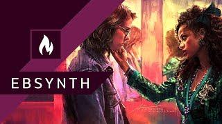 Ebsynth - Zmiana Nagrań w Odręczną Animację ▪ Nowe Technologie #1 | Poradnik ▪ Tutorial