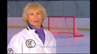 Видео как профессионально кататься на коньках. Урок 6. Быстрое торможение(, 2016-01-10T15:41:42.000Z)