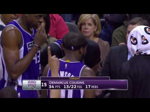 Sacramento Kings vs Charlotte Hornets Last Minute | January 28, 2017 | NBA Regular Season