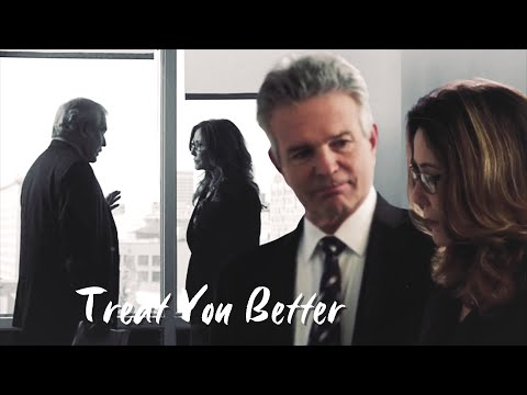 Andy + Sharon + Jack {Major Crimes} || Treat You Better