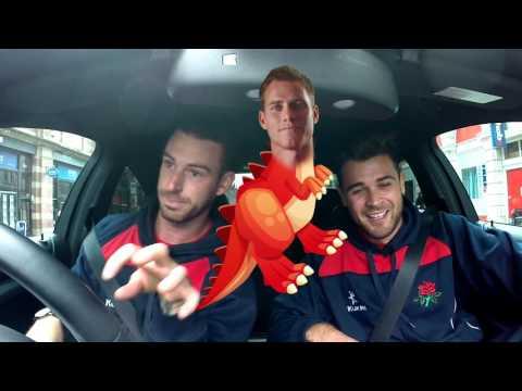 Carpool Karaoke with Jordan Clark and Nathan Buck - Part 2