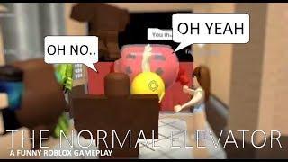 Roblox Der normale Aufzug | SCARY KOOL-AID!