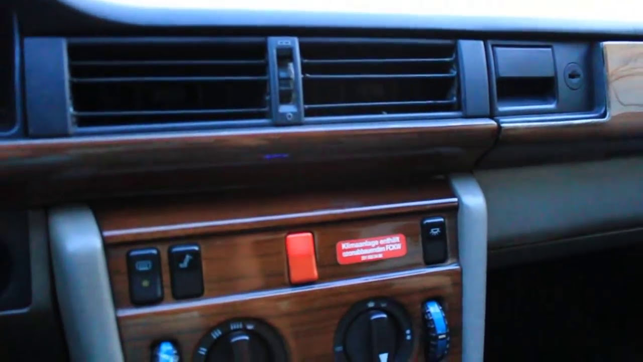 Mercedes W124 Review