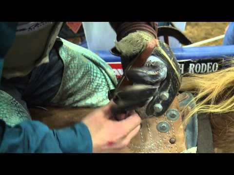 How Bareback Bronc Riggings Work