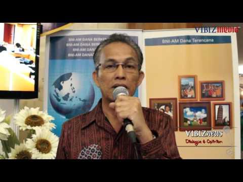Vibiz Dialogue and Opinion PT. Bank BNI Aset Management - Idhamshah Runizam