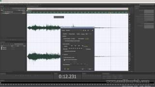 как изменить скорость воспризведения аудио в Adobe Audition  Auditionrich.com