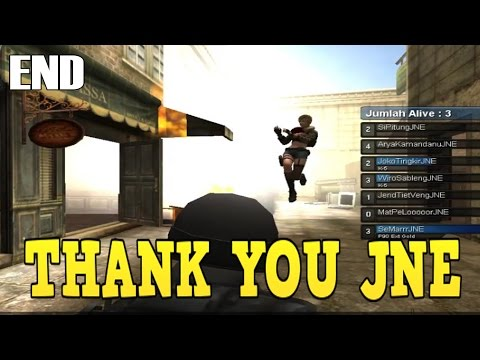 THANK YOU JNE - (Special Edition) POINT BLANK Funny Moments in Clan War #END