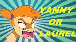 YANNY OR LAUREL!  What you hear ? Original SOUND - Sound Only