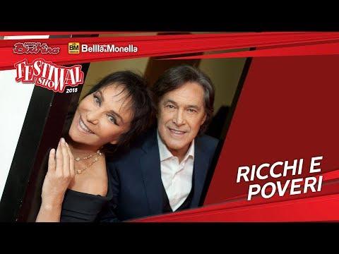 Ricchi e Poveri @ Festival Show 2018 - Bibione