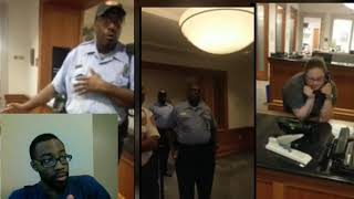 #STUDYINGWHILEBLACK  Librarian Brittany McNurlin Call Police On Black Student