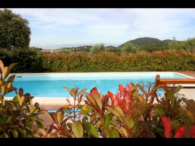 Villa con piscina in Toscana - Agriturismo Fattoria del Colle