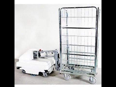 MiR Autonomous Robot