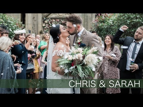 Wedding Day Highlights - Chris & Sarah