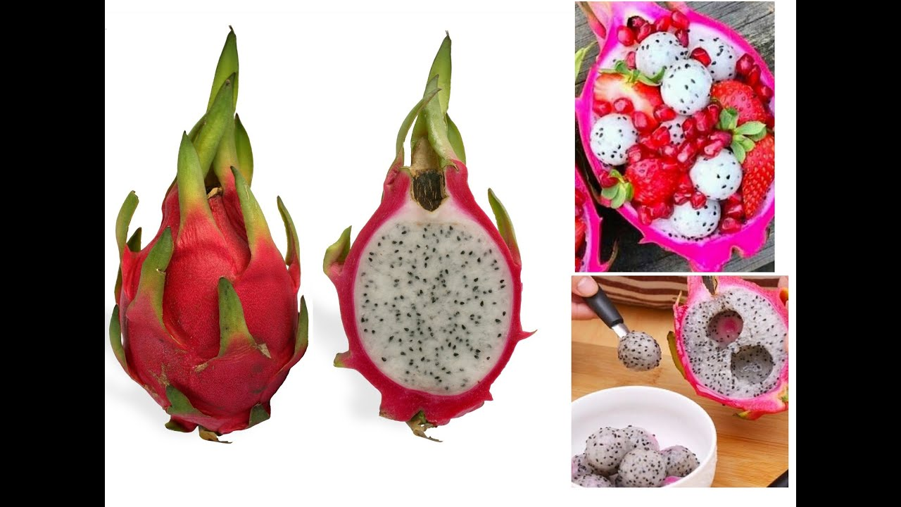6 Ways To Eat Dragon Fruit