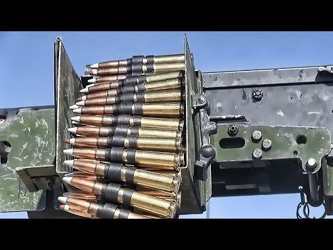 Shoot The M2 Browning Machine Gun • U.S. Military Training