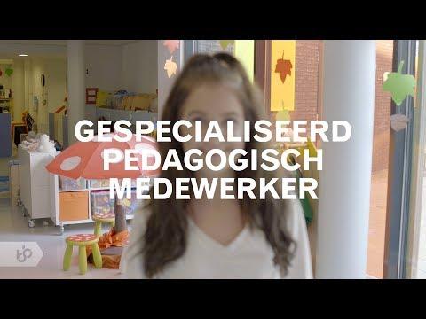 Gespecialiseerd pedagogisch medewerker (SBB)