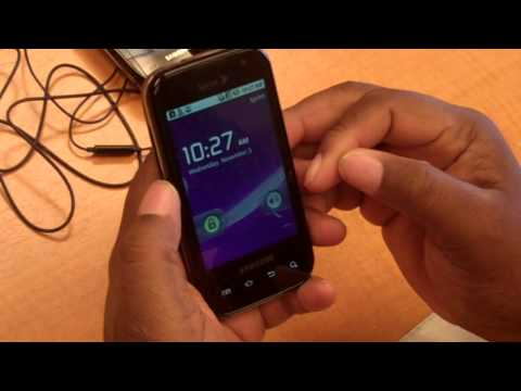 Samsung Transform & Samsung Epic 4G