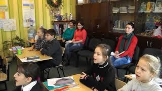 Урок літературного читання Казакова О І  4 клас