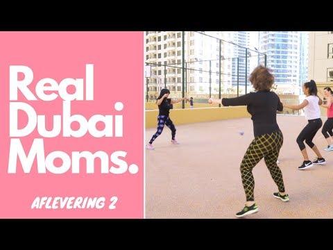REAL DUBAI MOMS - Vlog 2 - Zumba, Wonen in een Penthouse & Wakeboarden in Dubai??