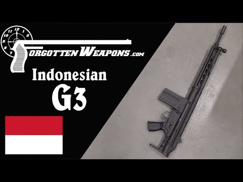 Indonesian Air Force Collapsing-Stock  G3