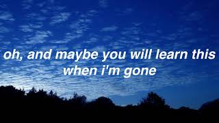 Alessia Cara - My Song // Lyrics
