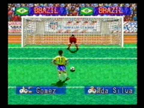 International Superstar Soccer Deluxe glitches