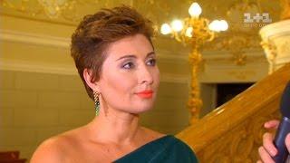Вікторія Тігіпко прокоментувала свій розріз на червоному хіднику Одеського кінофестивалю