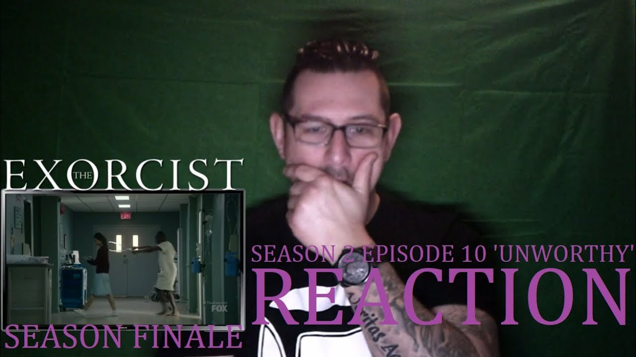 Download The Exorcist season 2 FINALE episode 10 'Unworthy' REACTION