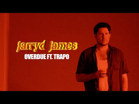 Смотреть клип Jarryd James Ft. Trapo - Overdue