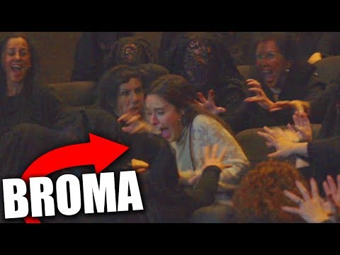 BROMA a MI HERMANA *EL MAYOR SUSTO de SU VIDA* - AlphaSniper97