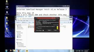 Internet Download Manager Patch v6.xx Free Download