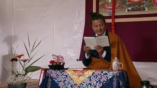 Buddhism. Vipasanna Meditation. Do Tulku Rinpoche. 6th Session